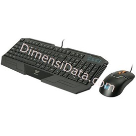 Jual Gaming Keyboard Mouse Combo AULA Altar Rigel [SI-2023+9013]